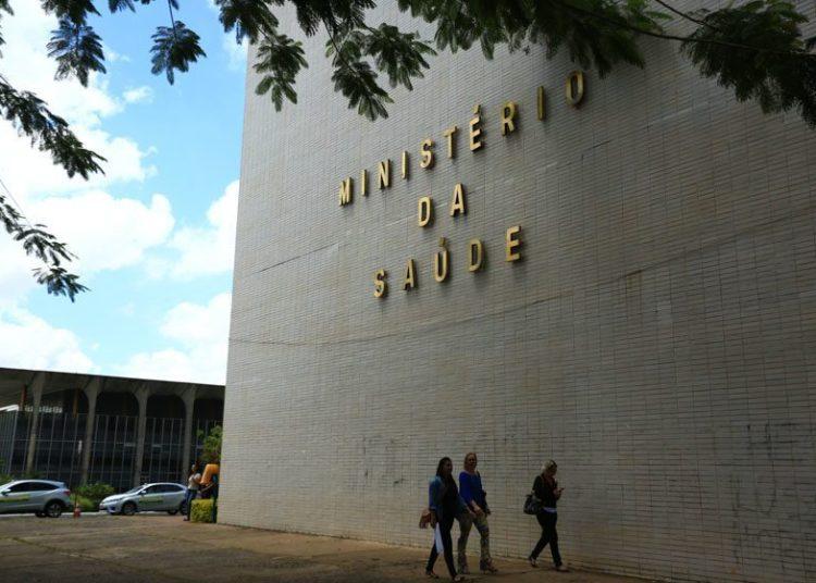 Brasília(DF), 01/3/2016 - Ministério da Saúde. Foto: Rafaela Felicciano/Metrópoles