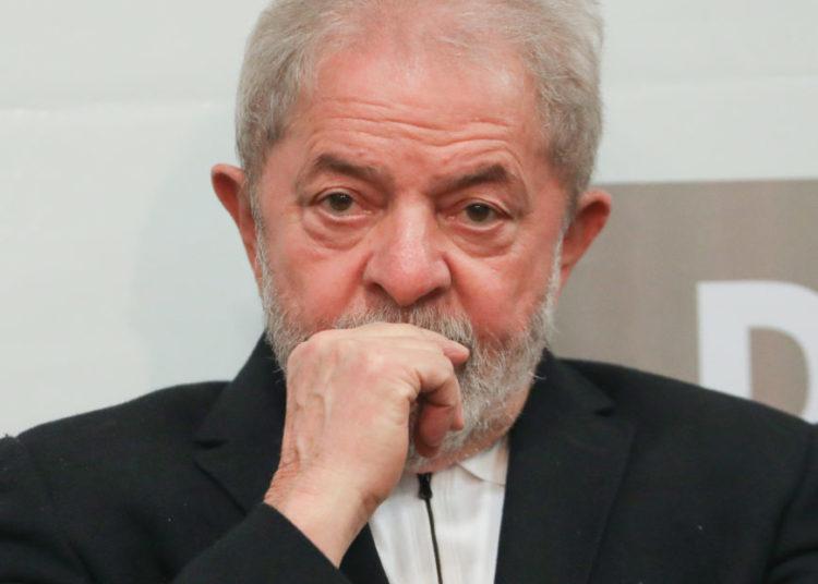 Ex-Presidente Luiz Incio Lula da Silva particpa do Seminário sobre Educaçao Pública Desenvolvimento e Soberania Nacional, no CICB. Brasília, 09-10-2017. Foto: Sérgio Lima/PODER 360