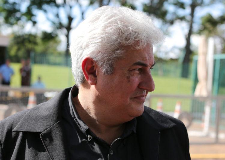 Governo de transição. Mnistros Onix Lorenzoni, Marcos Pontes e Gal. Heleno. Brasilia, 05-11-2018.  Foto: Sérgio Lima/Poder 360