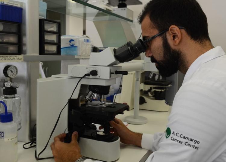 São Paulo - O hospital A.C. Camargo, que é referência no tratamento de câncer, realiza parceria internacional de pesquisa sobre a doença com o programa Grand Challenge (Rovena Rosa/Agência Brasil)
