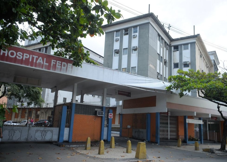 Rio de Janeiro - Hospital Federal de Bonsucesso, em Bonsucesso, zona norte do Rio (Tomaz Silva/Agência Brasil)