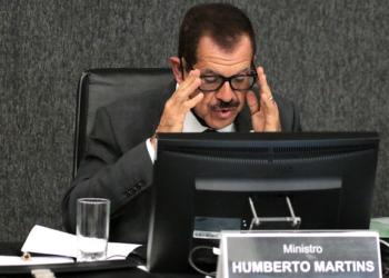 56ª Sessão Extraordinária, corregedor nacional de Justiça, ministro Humberto Martins - Foto: Gil Ferreira Agência CNJ