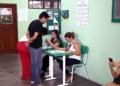 Mesários chegam para dar início à votação na UFAM durante Eleições Suplementares 2017. Manaus-AM, 06/08/2017 Foto: Roberto Jayme/Ascom/TSE