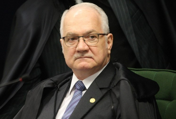 Nelson Jr./SCO/STF Ministro Edson Fachin, do Supremo Tribunal Federal (STF)