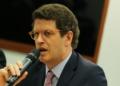 O ministro do Meio Ambiente, Ricardo Salles, participa de audiência pública, sobre o vazamento de petróleo em praias do Nordeste