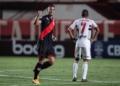Atlético-GO e São Paulo se enfrentam pelo Brasileirão Assaí Créditos: Heber Gomes/AGIF
