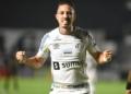 Santos encara Ceará pelo Brasileirão Assaí 2021 Créditos: Reprodução/Twitter @SantosFC