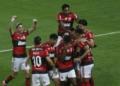 No Couto Pereira, Coritiba e Flamengo se enfrentaram pelo primeiro jogo da terceira fase da Copa do Brasil  Créditos: Alexandre Vidal/Flamengo