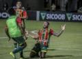 Sampaio Corrêa venceu o Botafogo pela sétima rodada da Série B Créditos: Ronald Felipe/AGIF