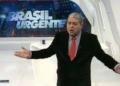 Datena comenta sobre Copa América, ataca direção da Globo, mas critica SBT (Imagem: Reprodução / Band)