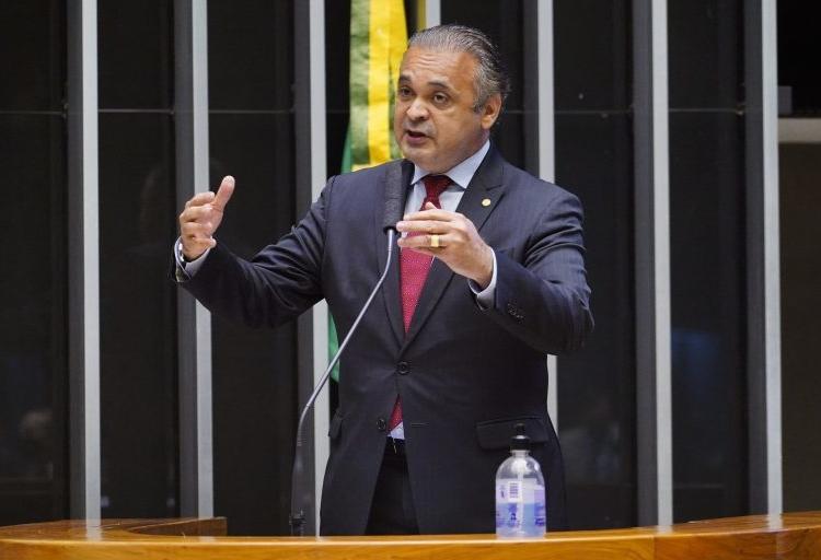 Deputado Federal Roberto de Lucena Foto: Pablo Valadares/Câmara dos Deputados