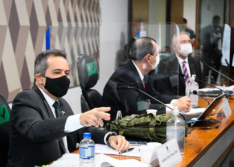 Elcio Franco/ CPI Foto: Marcos Oliveira/Agência Senado  Fonte: Agência Senado
