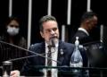 Elcio Franco participa de sessão temática no Senado em 4 de março Pedro França/Agência Senado  Fonte: Agência Senado