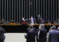 Sessão do Plenário da Câmara dos Deputados Fonte: Agência Câmara de Notícias