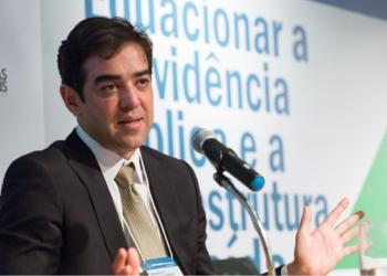 Ministro-corregedor do TCU, Bruno Dantas