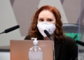Natalia Pasternak.  Foto: Jefferson Rudy/Agência Senado  Fonte: Agência Senado