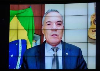 Deputado Zé Silva  Pablo Valadares/Câmara dos Deputados  Fonte: Agência Câmara de Notícias