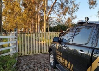 Polícia Federal deflagra operação em Alagoas