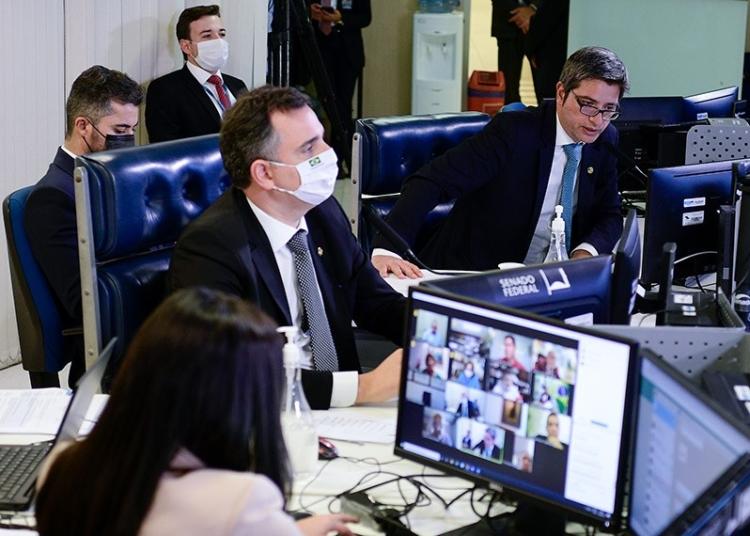 Foto: Pedro França/Agência Senado  Fonte: Agência Senado