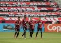 Athletico-PR e Fortaleza medem forças no Brasileirão Assaí Créditos: Robson Mafra/AGIF