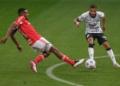Corinthians e Internacional em jogo pelo Brasileirão Assaí Créditos: Marcello Zambrana/AGIF