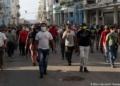 Protestos contra o governo começaram no domingo e se espalharam pela ilha.  Foto: DW Brasil.  Eliana Aponte.