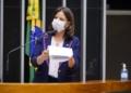 Carmen Zanotto, relatora do projeto de lei  Foto: Pablo Valadares/Câmara dos Deputados  Fonte: Agência Câmara de Notícias