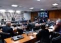 Reunião Comissão de Infraestrutura do Senado Federal  Foto: Leopoldo Silva/Agência Senado  Fonte: Agência Senado