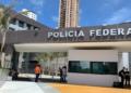 Sede da Polícia Federal na Paraíba, em João Pessoa (Foto: Portal T5/Arquivo)