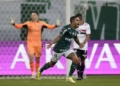 Palmeiras atropela o São Paulo e vai à semi da Libertadores Foto: Andre Penner