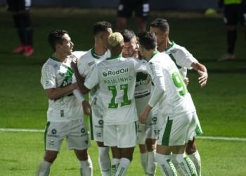 RB Bragantino e Juventude se enfrentam pela 16ª rodada do Brasileirão Assaí  Créditos: Diogo Reis/AGIF