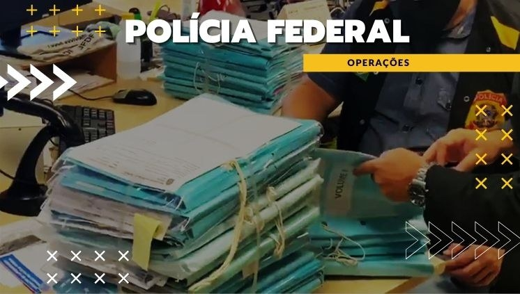 Foto: Divulgação Policia Federal/Arquivo PF.