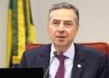 Nelson Jr./SCO/STF Ministro do STF Luís Roberto Barroso