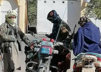 O Antagonista Talibã entra em Cabul e americanos deixam embaixada de helicóptero