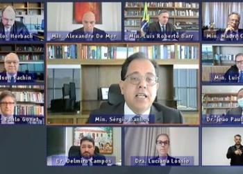 Divulgação Sessão Julgamento TSE