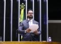 Gil Cutrim, relator do projeto  Foto: Najara Araujo/Câmara dos Deputados  Fonte: Agência Câmara de Notícias
