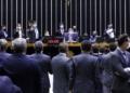 Presidente da Câmara, Arthur Lira, comanda a sessão do Plenário  Foto: Cleia Viana/Câmara dos Deputados  Fonte: Agência Câmara de Notícias