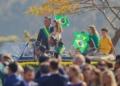 Presidente Jair Bolsonaro durante cerimônia do Dia da Independência em Brasília REUTERS/Adriano Machado Foto: Reuters