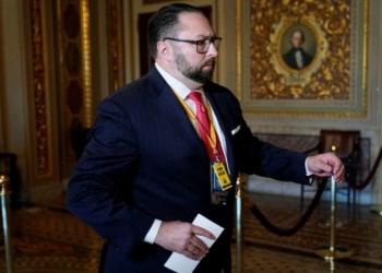 Ex-assessor de Trump Jason Miller 09/02/2021 Andrew Harnik/Pool via REUTERS Foto: Reuters