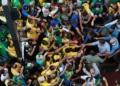 Bolsonaro durante ato do 7 de Setembro na Paulista, em São Paulo Foto: Amanda Perobelli / Reuters