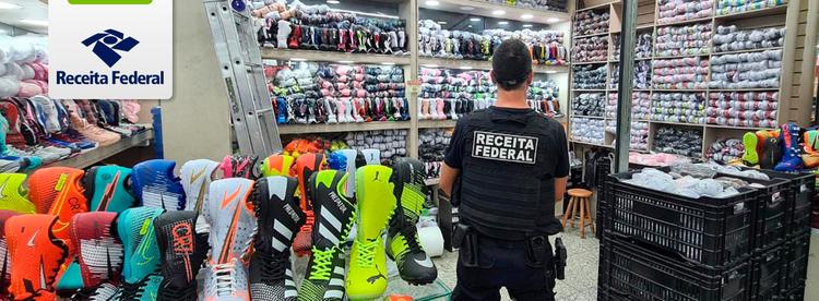 Foto: Divulgação Receita Federal.