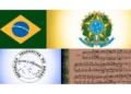 A bandeira, o brasão, o selo e o hino são celebrados no Dia dos Símbolos Nacionais, comemorado nesta sexta-feira, 18 de setembro Reprodução  Fonte: Agência Senado