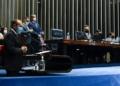 Com relatoria do senador Marcelo Castro, projeto permite que gestores públicos que foram punidos apenas com multa por irregularidades nas contas, não fiquem inelegíveis. Proposta vai a sanção Jefferson Rudy/Agência Senado  Fonte: Agência Senado