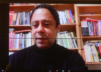 Orlando Silva disse que apresentará seu relatório nas próximas semanas / Foto: Gustavo Sales/Câmara dos Deputados  Fonte: Agência Câmara de Notícias.