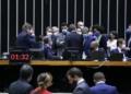 Deputados chegaram a acordo para iniciar discussão da proposta em Plenário  Foto: Michel Jesus/Câmara dos Deputado  Fonte: Agência Câmara de Notícias