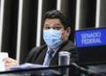 Davi Alcolumbre Foto: Marcos Oliveira/Agência Senado / Estadão.