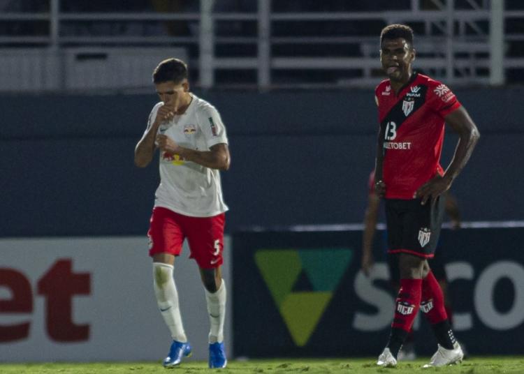 Red Bull Bragantino e Atlético-GO se encontram pela 26ª rodada do Brasileirão Assaí Créditos: Diogo Reis/AGIF