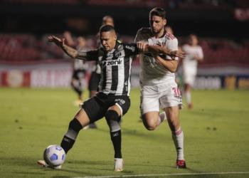 São Paulo e Ceará se encontram pela 26ª rodada do Brasileirão Assaí Créditos: Ettore Chiereguini/AGIF