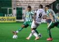 No Alfredo Jaconi, Juventude e Ceará se enfrentaram pela 28ª rodada do Brasileirão Assaí Créditos: Fernando Alves/ECJuventude