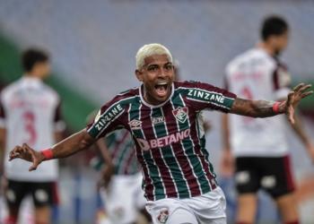 No Maracanã, Fluminense e Flamengo disputaram clássico carioca pela 28ª rodada do Brasileirão Assaí Créditos: Thiago Ribeiro/AGIF